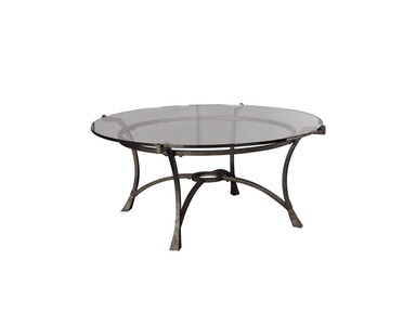 Hammary Round Cocktail Table Base -Kd T30026-T3002605-00B