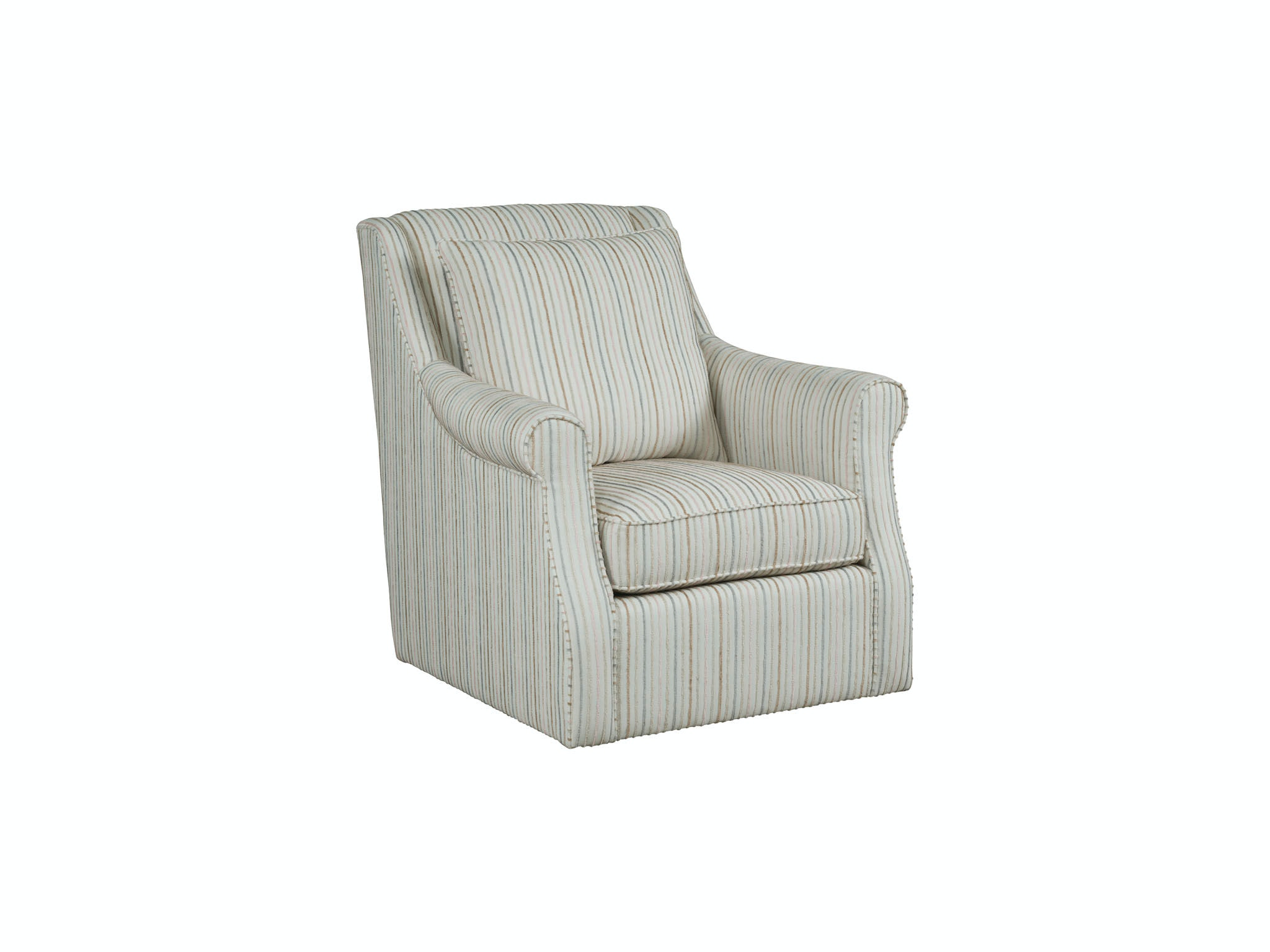 Kincaid Furniture Tate Swivel Glider Chair 013 02
