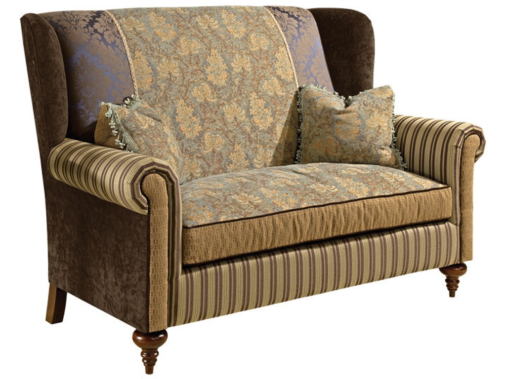 Kincaid Furniture Living Room Settee 015 05 B F Myers Furniture Goodlettsville And