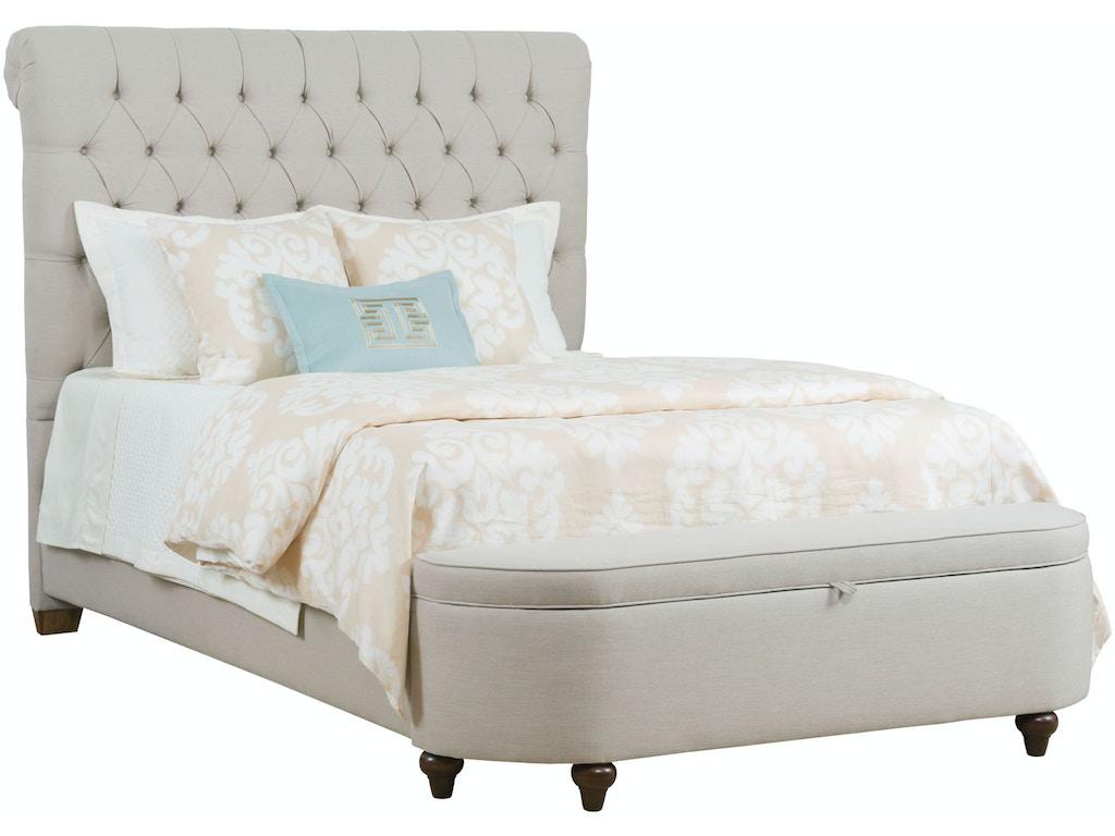 Kincaid furniture bedroom bed 10 050s merinos home for Bedroom furniture 28117