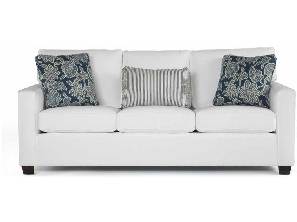 Kincaid Furniture Living Room Brooke Sofa 202 86 Priba Furniture And Interiors Greensboro