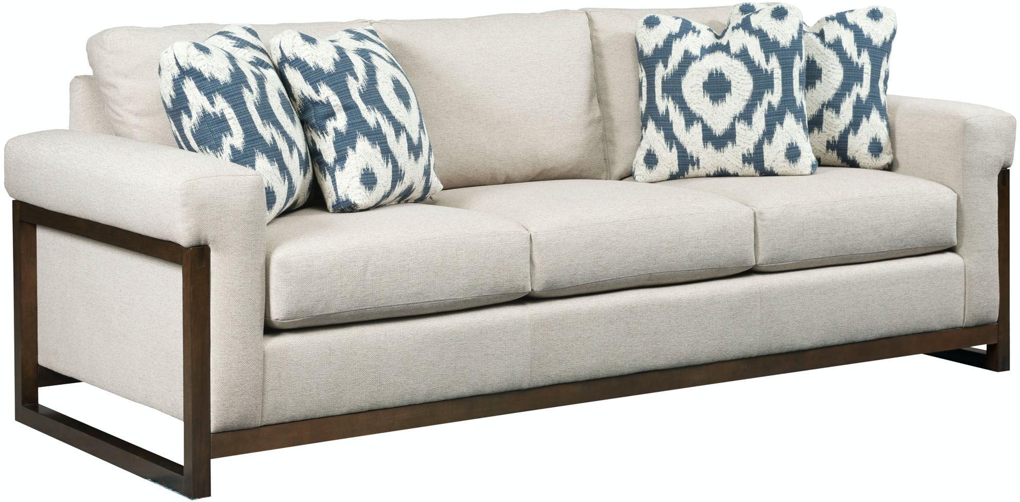 Kincaid Furniture Living Room Sofa 301 87 Ennis Fine