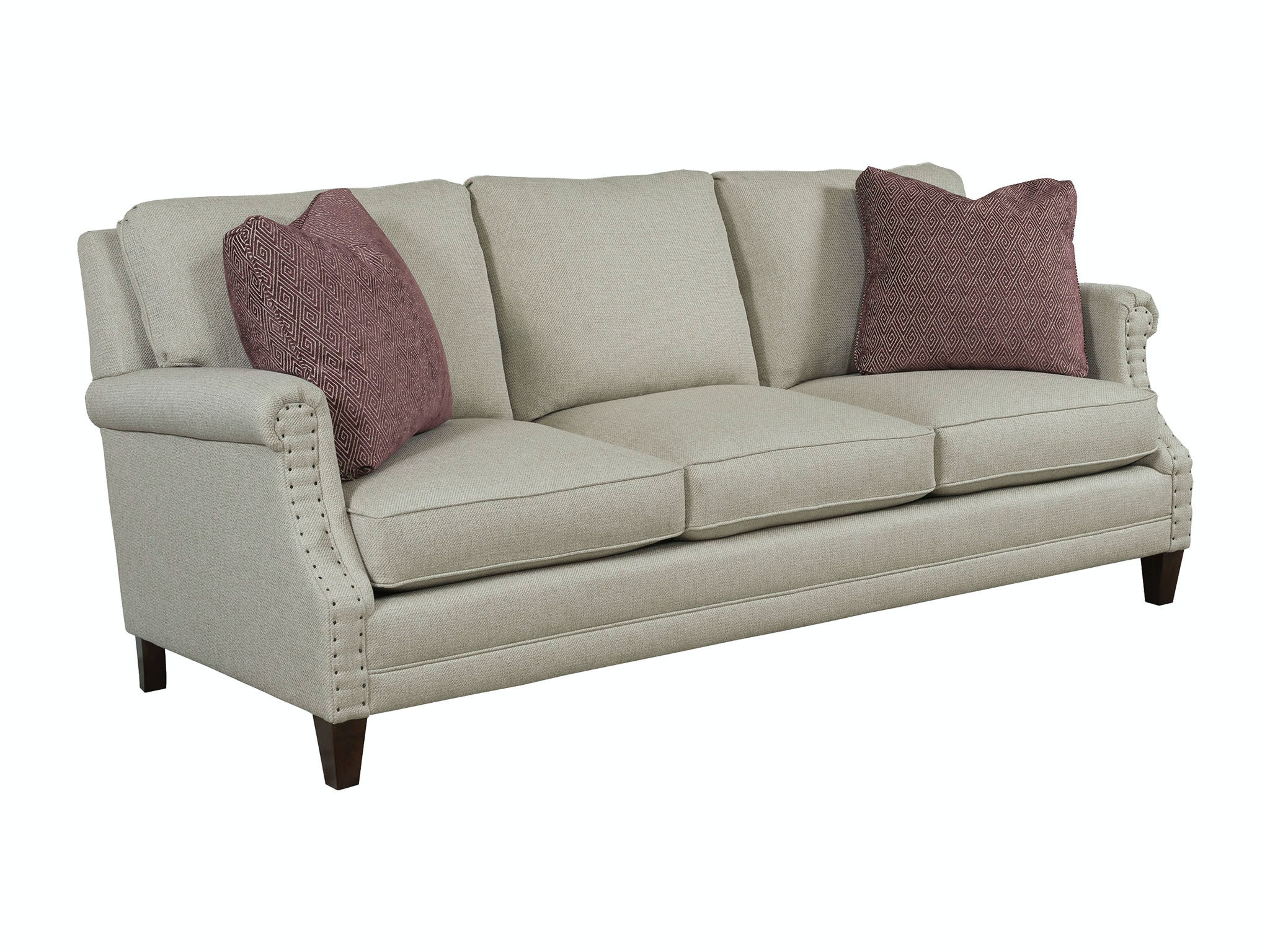 Kincaid Furniture Living Room Patterson Sofa 309 86 At New Ulm Furniture Co.