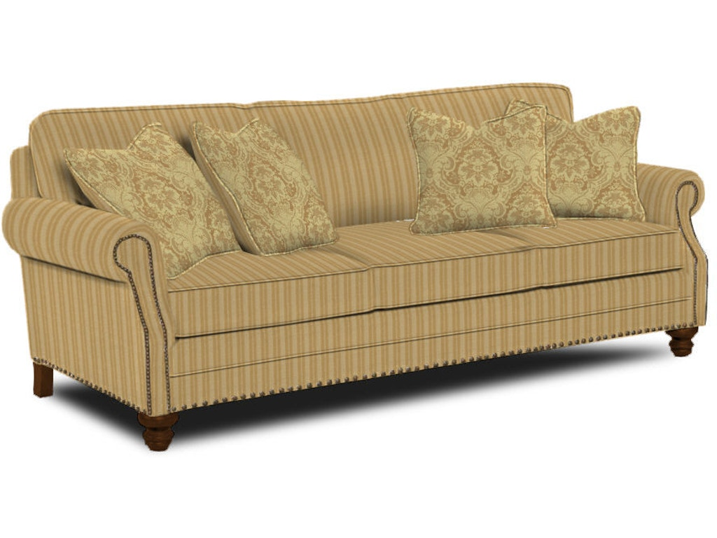 Kincaid Furniture Living Room Bayhill Sofa 636 86 Priba Furniture And Interiors Greensboro