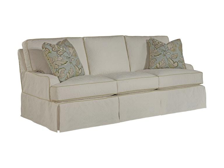 Kincaid furniture simone slipcover sofa 650 96 james for James furniture and mattress deals