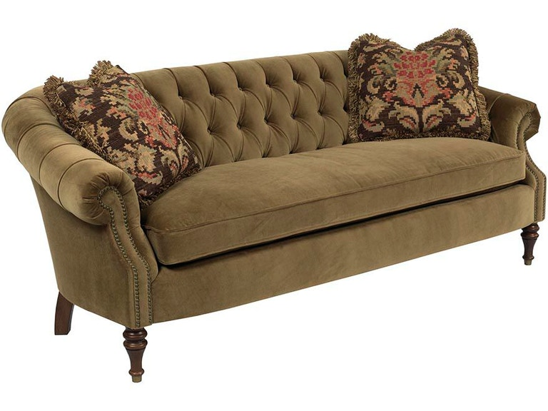 Kincaid Furniture Living Room Wellsley Sofa 670 86 Priba Furniture And Interiors Greensboro