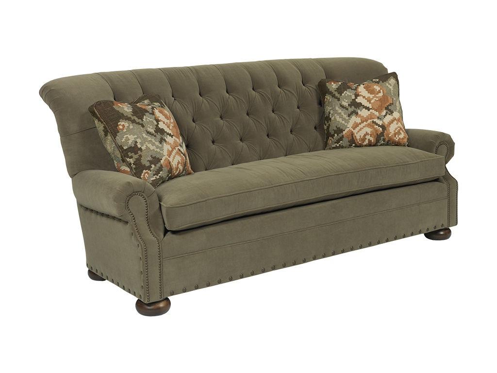 Kincaid Furniture Living Room Spencer Sofa 676 86 B F