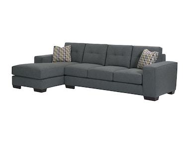 Kincaid Furniture Ventura Sectional 684-Sectional