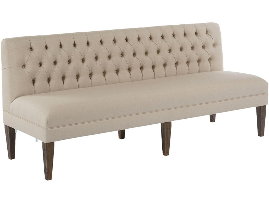 Kincaid Furniture Living Room Bench 77\