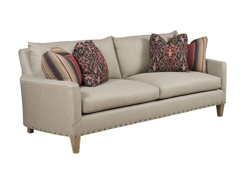 Kincaid Furniture Living Room Sofa 694 86 Priba Furniture And Interiors Greensboro North