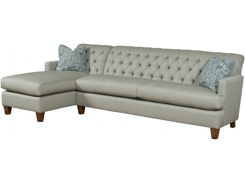 kincaid furniture living room 696 sectional indiana With indiana furniture and mattress
