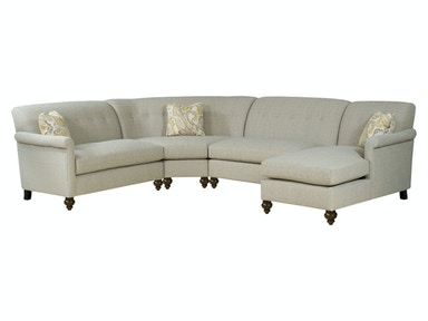Kincaid Furniture Sectional MSSECT-B