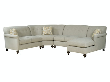 Kincaid Furniture Sectional MSSECT