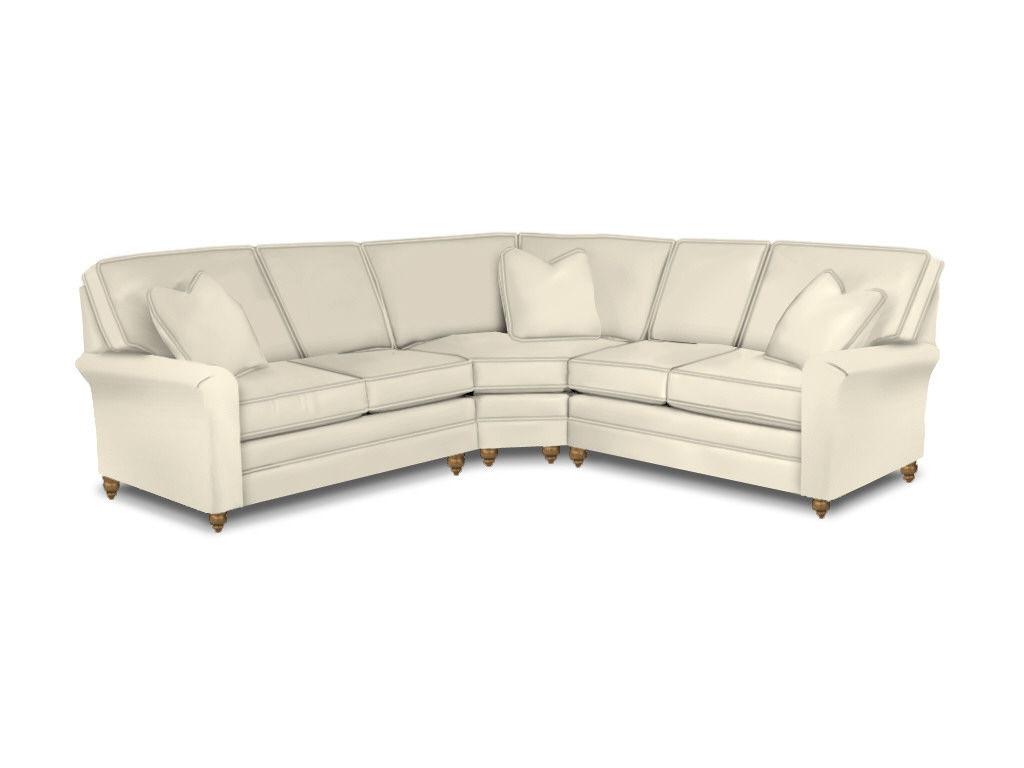 Superieur Kincaid Furniture Living Room Studio Select Sectional