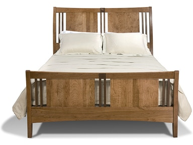 Harden Furniture Bedroom North Cove Sleigh Bed 2102 Pala Brothers