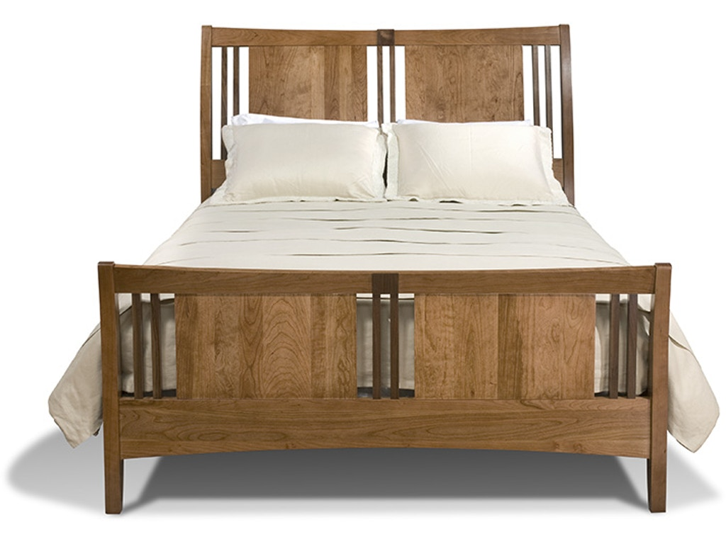 Harden Furniture Bedroom North Cove Sleigh Bed 2102 North Carolina Furniture Mart Bixby Ok