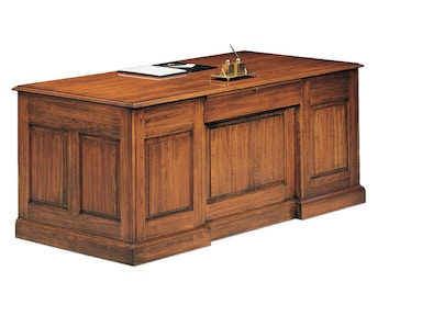 Harden Furniture Double Pedestal Desk 1730