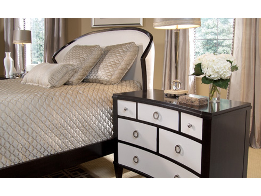Harden Furniture Bedroom Upholstered Bed 703 Pala Brothers Wilmington De
