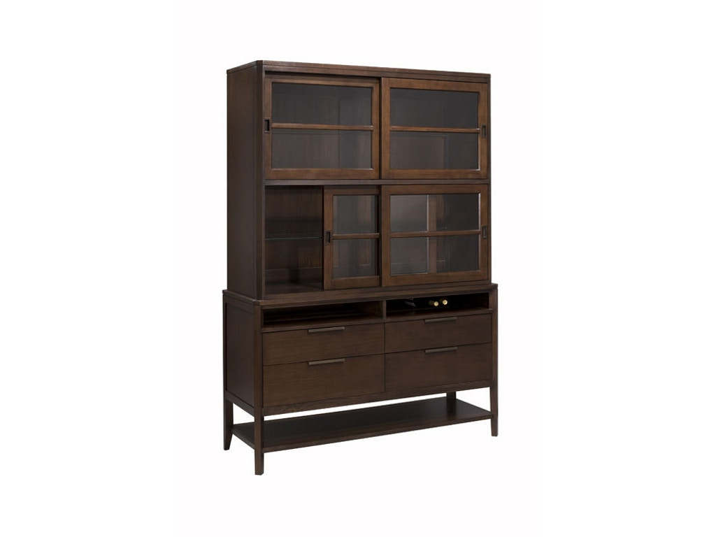 Harden Furniture 1969 Monterey Buffet And Hutch