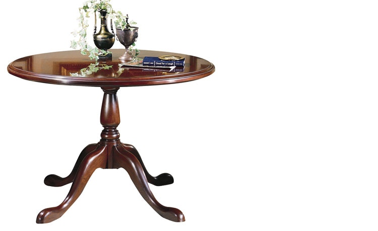 Wonderful Harden Furniture Queen Anne Conference Table 1715