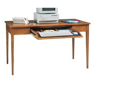 Harden Furniture Desk With Keyboard Drawer 1151