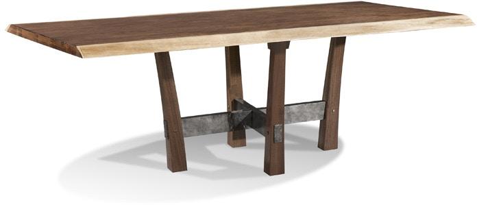 Harden Furniture Dining Room Live Edge Cherry WoodIron  : 15f17316 9940 4d3e b134 2a89afaed743 from www.mcelherans.com size 1024 x 768 jpeg 22kB