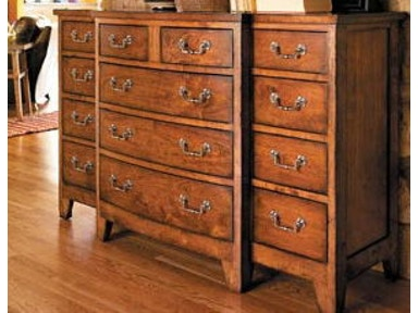 Harden Furniture Bitteroot Mule Chest 1613