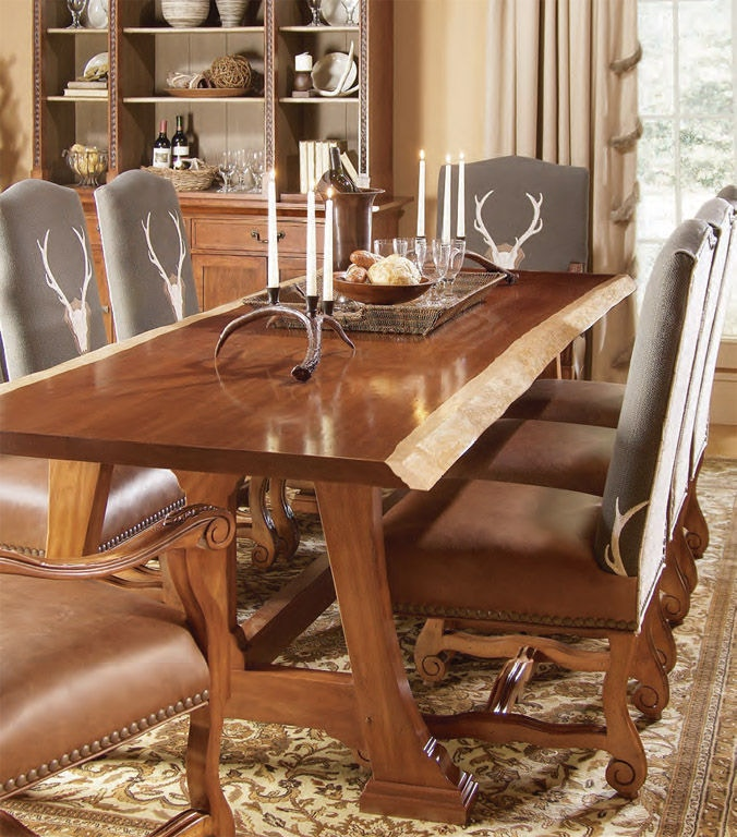 Harden Furniture Missoula Dining Table 1679 200