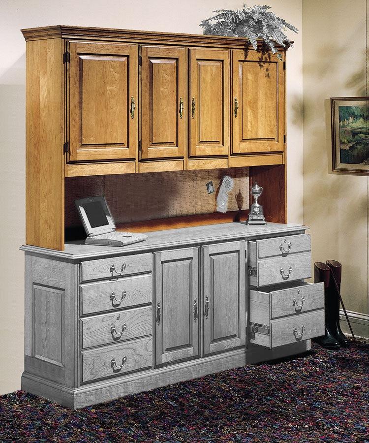 Harden Furniture Home Office Storage Hutch