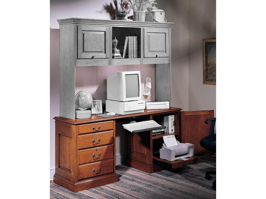Harden Furniture Home Office Computer Credenza 1736
