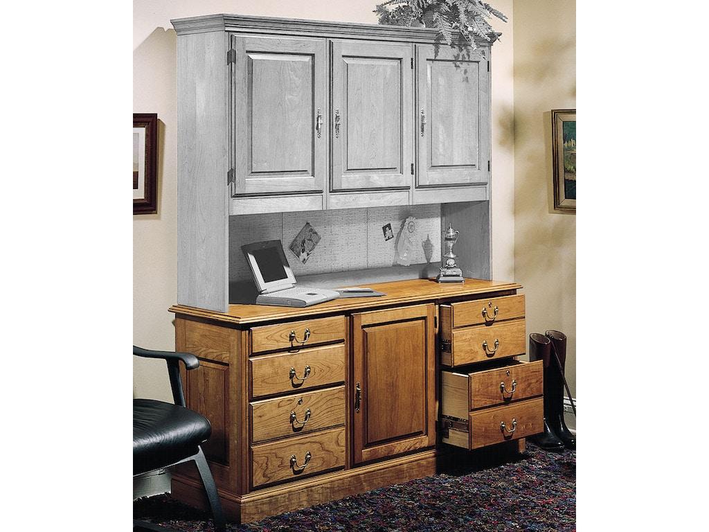 Harden Furniture Home Office Storage Credenza 1737