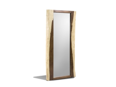 Harden Furniture Live-edge Floor Mirror 1683