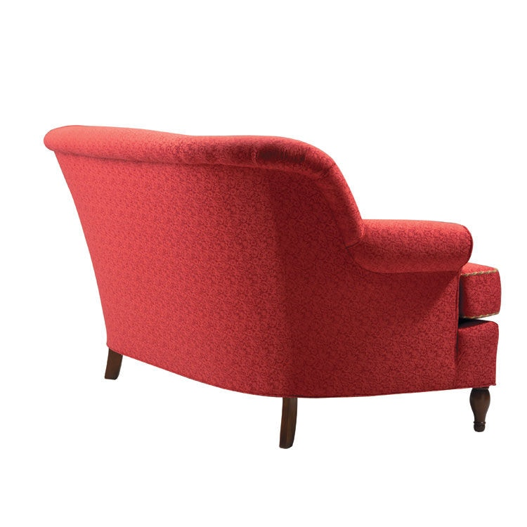 Harden Furniture Holmes Settee 6672 071
