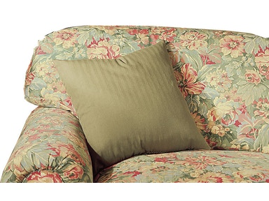 Harden Furniture Weltless Square Pillow 47-13