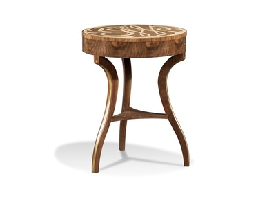 Harden Furniture Gw Cypher Marquetry Stand 852