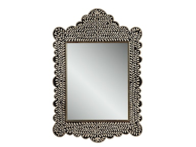 Harden Furniture Bone Inlaid Mirror 176