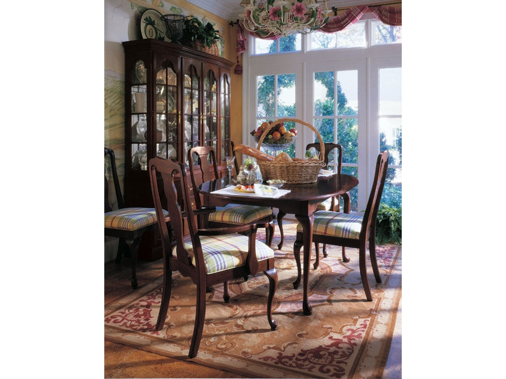 Harden Furniture Dining Room Prelude China 1100 - Georgia ...