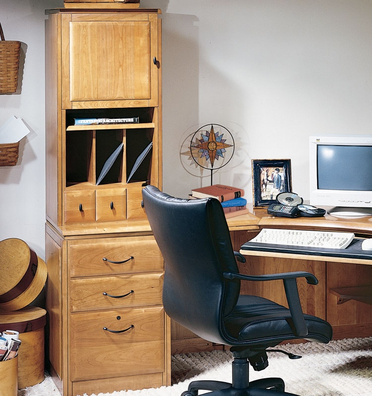 Popular Century Furniture Home Office Desk 819763  Cherry House Furniture