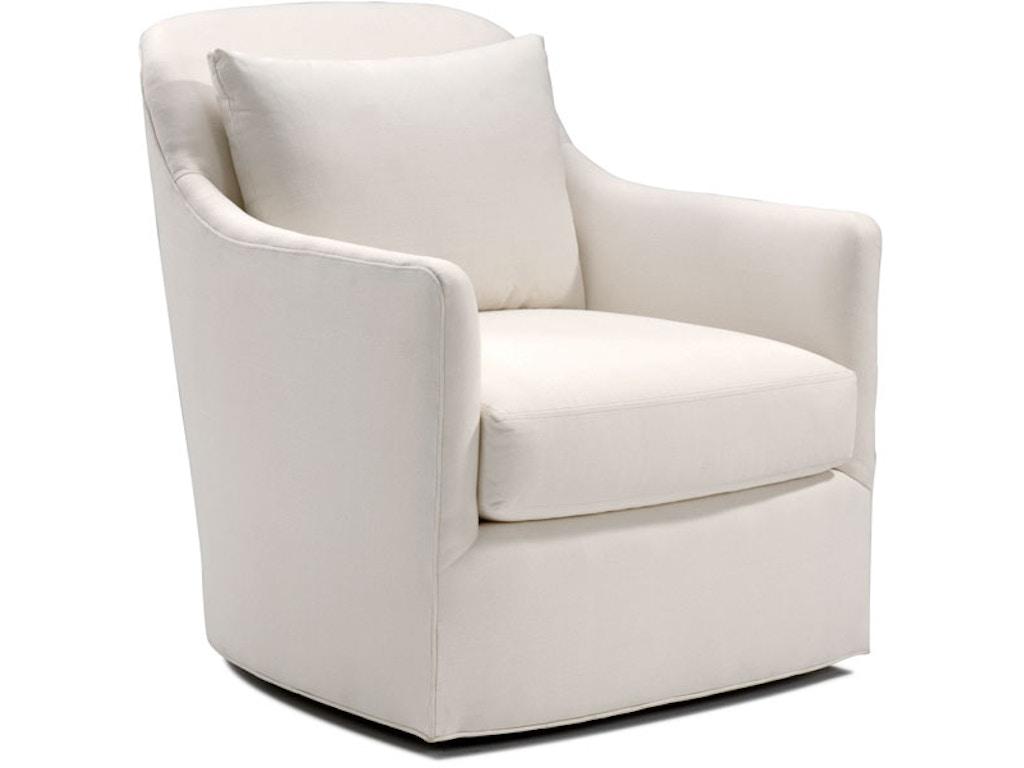 Harden Furniture Living Room Swivel Tub Chair 6489 000 Pala Brothers Wilmington De