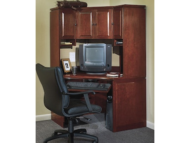 Harden Furniture Corner Work Station 1779