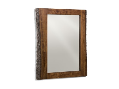 Harden Furniture Live-edge Vertical Mirror 1651