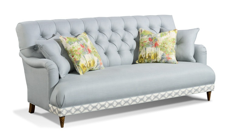 Awesome Harden Furniture Loretta Sofa 8510 083