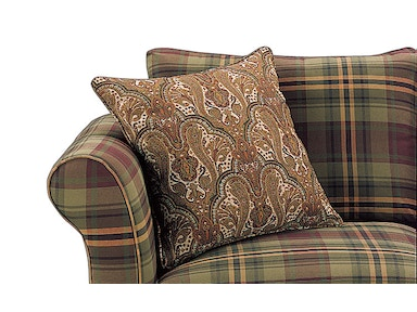 Harden Furniture Welted Square Pillow 40-28