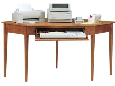Harden Furniture Angle Desk with Keyboard Drawer 1152
