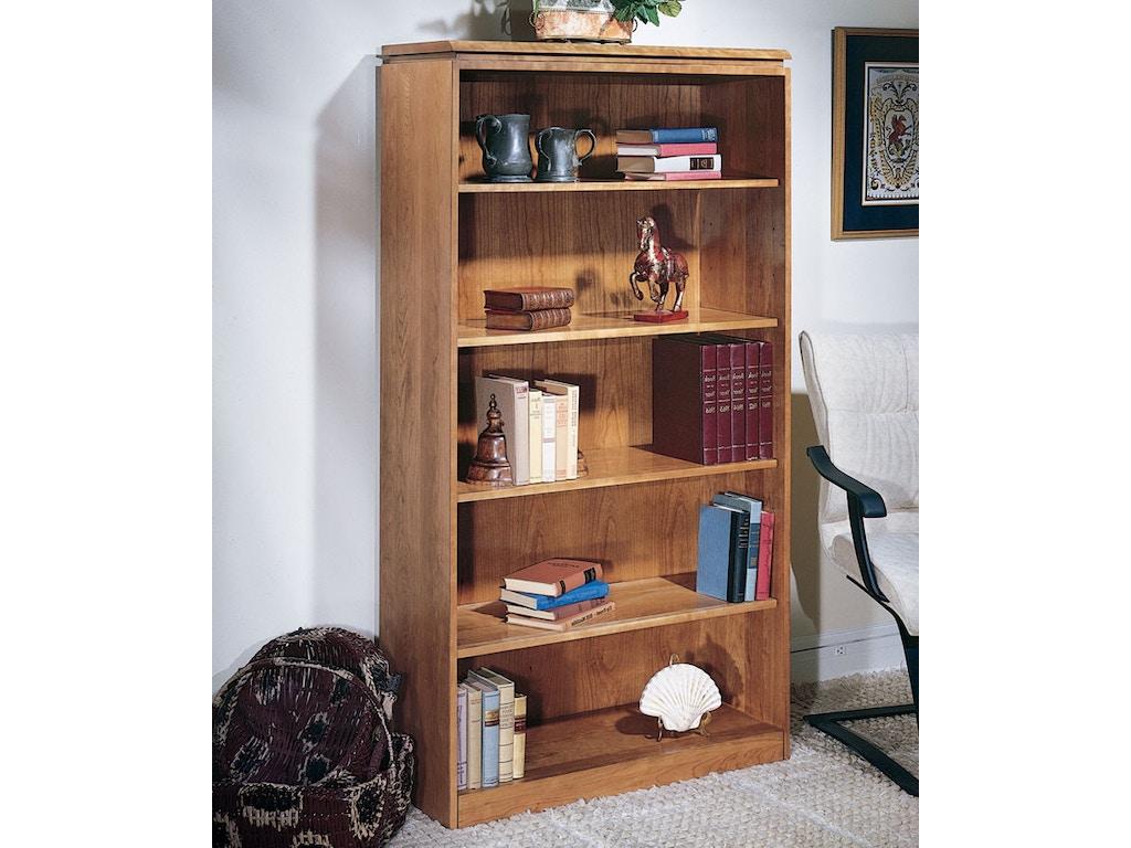 Harden Furniture Home Office Bookcase 1775 Eldredge