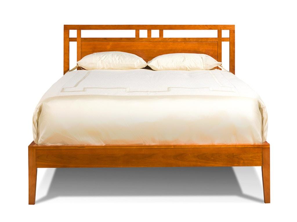 Harden furniture bedroom panel bed 978 giorgi brothers for Bedroom furniture 94109