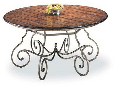 "Harden Furniture 60"" Round Dining Table 1362"