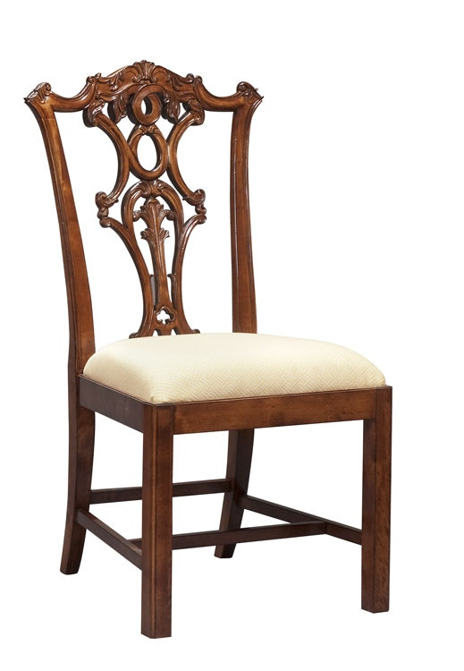 Harden Furniture Dining Room Side Chair 513 Douds