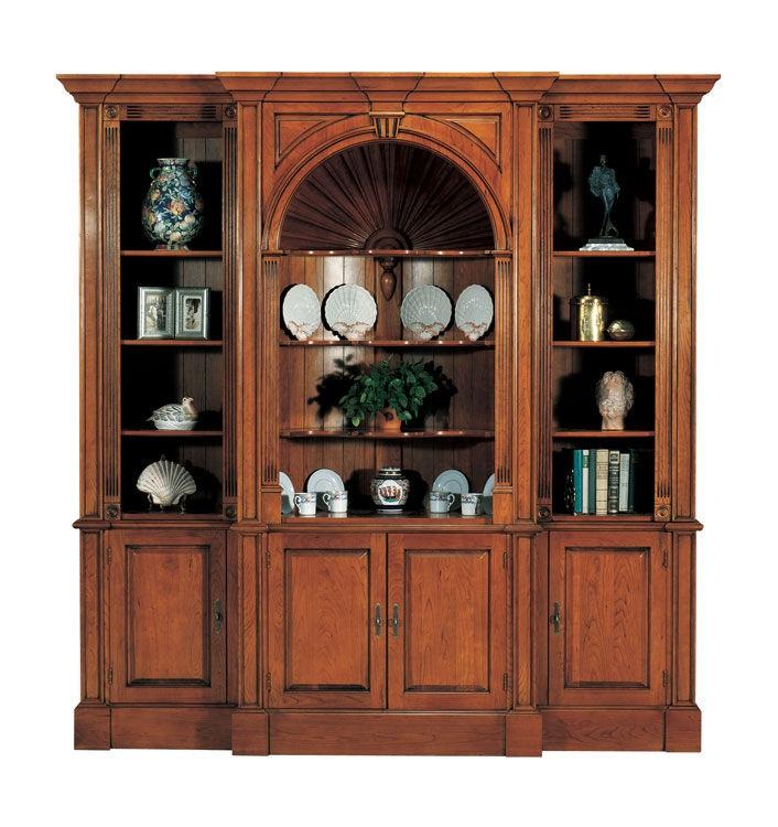 Harden Furniture Goddard Library Cabinet 577