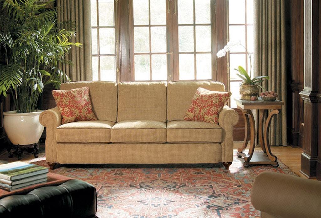 Harden Furniture Living Room Arquette Sofa 6583 084